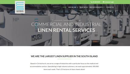 Canterbury Linen Services