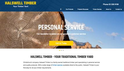 Halswell Timber