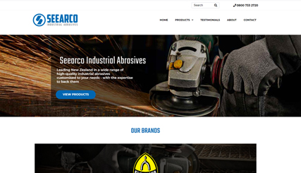 Seearco Industrial Abrasives