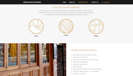 Timber Doors & Windows